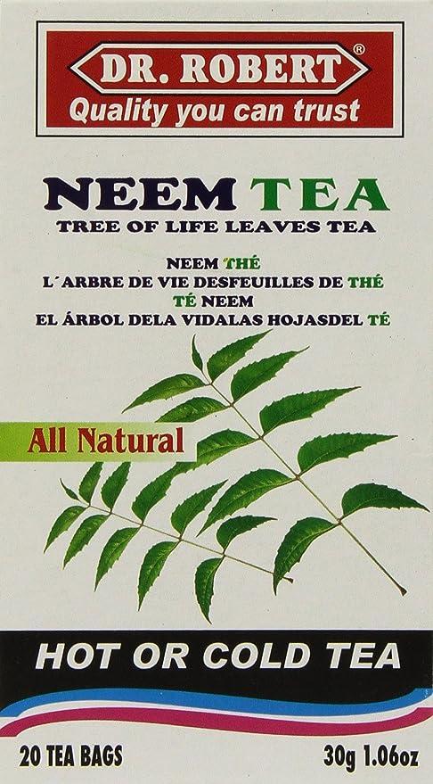 diabetes india orgánica del té de neem
