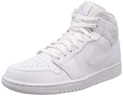 99ce00f7144 Image Unavailable. Image not available for. Color  JORDAN MENS AIR JORDAN 1  MID ...