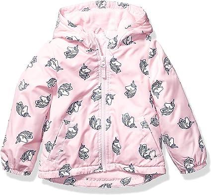 OshKosh BGosh Girls Favorite Midweight Jacket with Fleece Lining