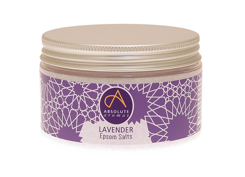 Absolute Aromas Lavender Epsom Bath Salt, 300 g ST440/300G