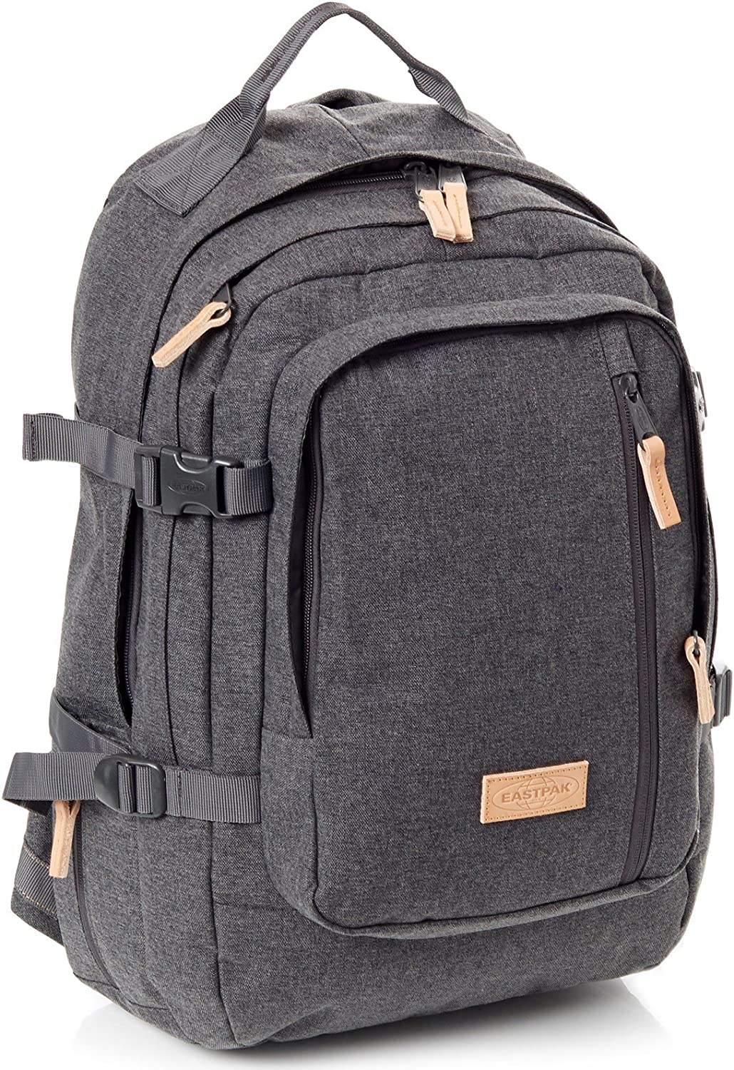 Eastpak Mochila de volker Black Denim One Size: Amazon.es ...