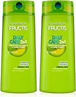 Garnier Hair Care Fructis Fortifying Paraben-Free 2-in-1 Shampoo and Conditioner for