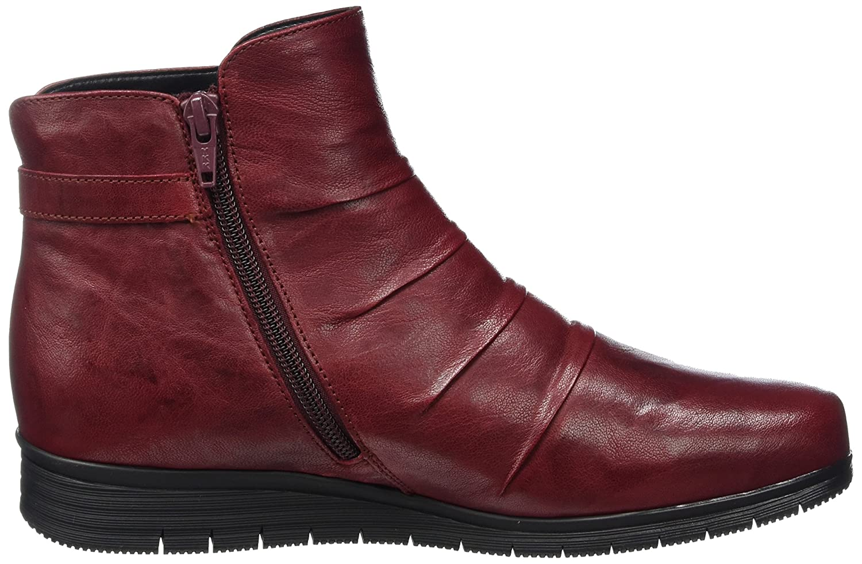 Gabor (55 Damen Basic Stiefel Rot (55 Gabor Dark-ROT) 69cee2