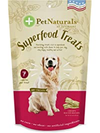 Pet Naturals of Vermont - Superfood Treats for Dogs - Healthy Daily Treats in 3 Savory Flavors