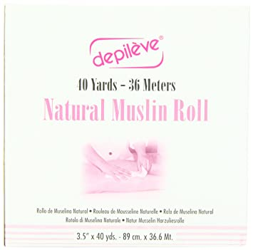 Depileve muslin strip