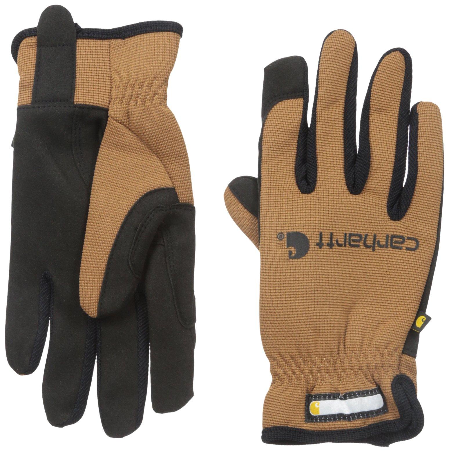Carhartt Men's Work Flex Glove, Brown, XX-Large