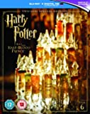 Harry Potter and the Half Blood Prince (2016 Edition) [Includes Digital Download] [Blu-ray] [Region Free]