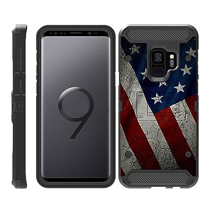 Amazon.com: TurtleArmor | Samsung Galaxy S9 Funda | G960 ...