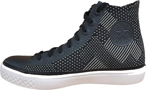 Converse , Sneakers Basses Homme - Multicolore - Noir/Blanc ...