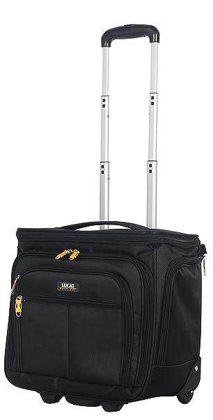 Amazon.com: Lucas Luggage - Bolsa para equipaje con ruedas y ...