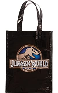 Rubies Costume Jurassic World Trick Treat Canvas Bag Costume