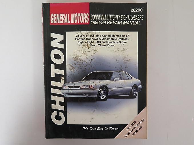 1989 Buick LeSabre Le Sabre Owners Manual