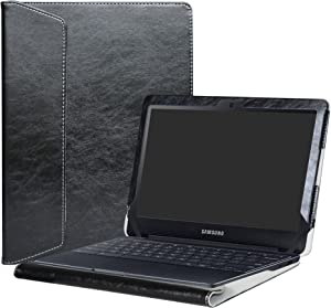 """Alapmk Protective Case Cover For 11.6"""" Samsung Chromebook 4 XE310XBA & Chromebook 3 XE500C13 & Chromebook 2 XE503C12 XE500C12 Series Laptop(Note:Not fit Samsung XE303C12 series Chromebook),Black"""