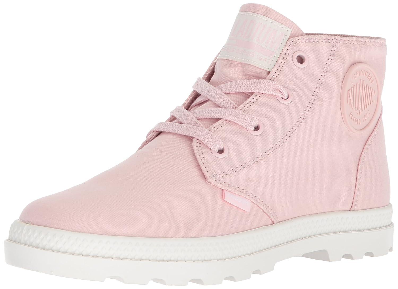Palladium Women's Pampa Free CVS Ankle Boot B074B9P13L 6.5 M US Pink