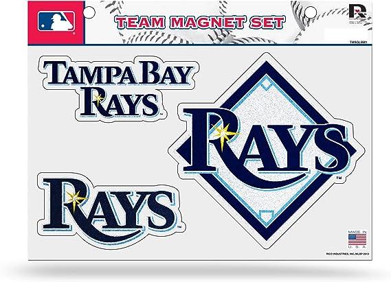 Rico MLB Bling Team Magnet Set