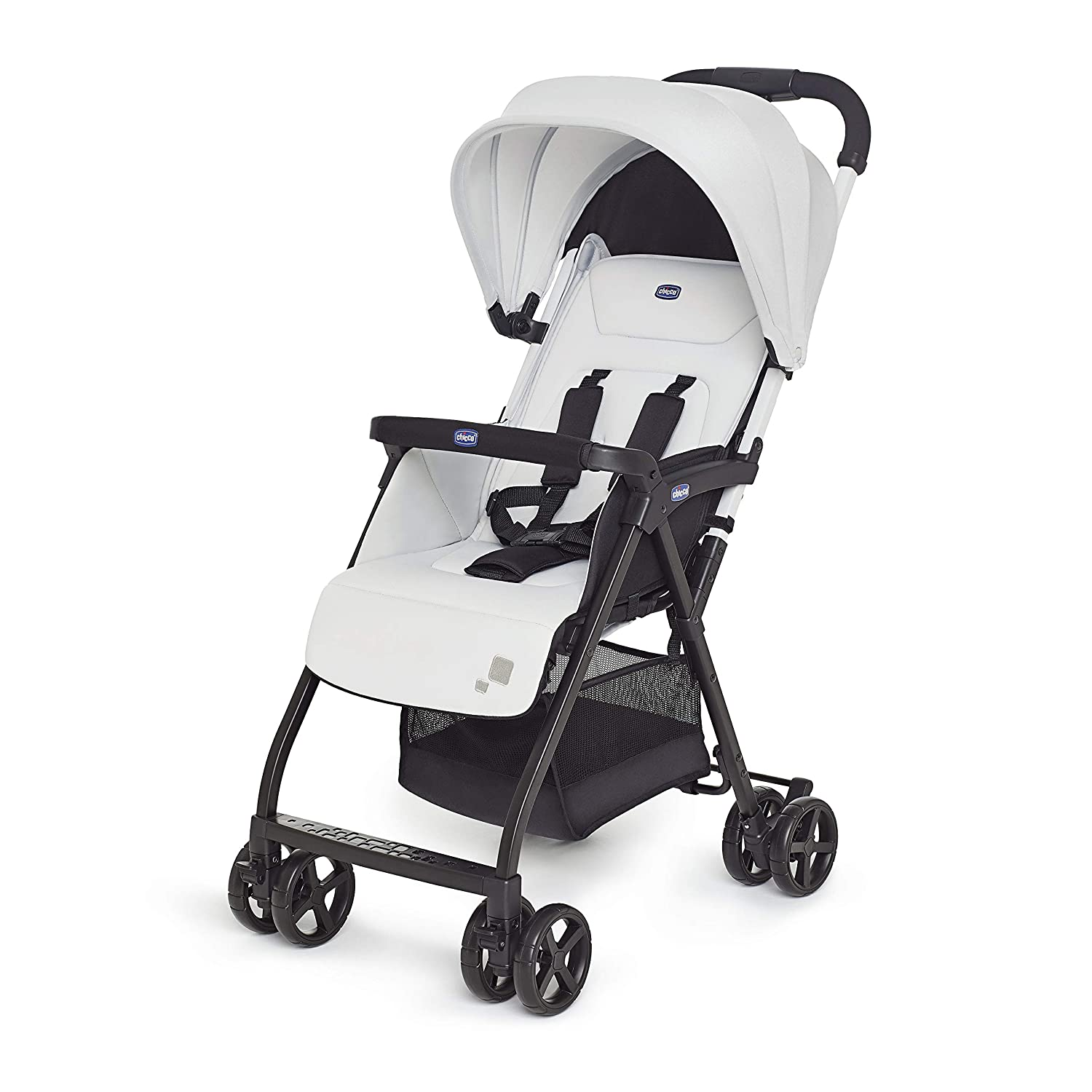 Chicco Oh La L/à 2 Pushchair Silver