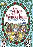 The Alice in Wonderland Colouring Book (Buster Activity)