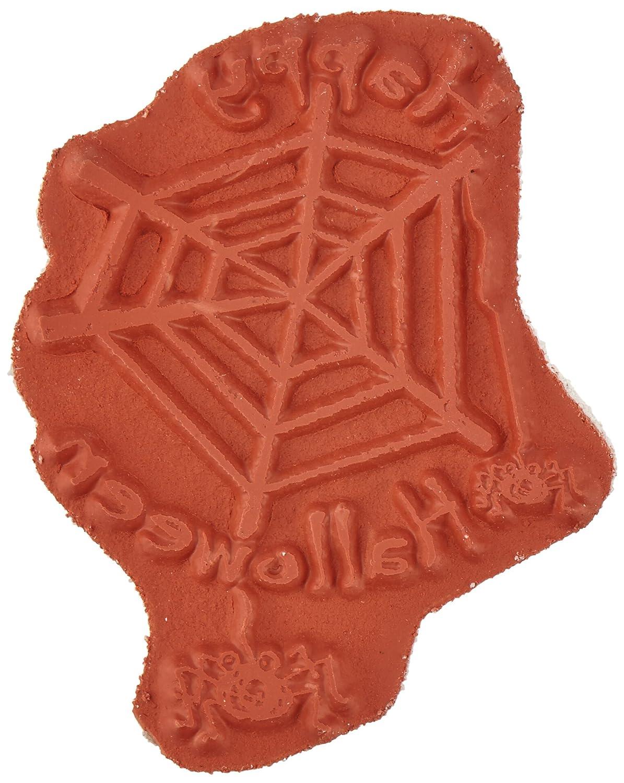 Gourmet Gummi Briefmarken selbst Briefmarken 2,75 Zoll X 4.75-inch-Happy 4.75-inch-Happy 4.75-inch-Happy Halloween Spider Web 36fb32
