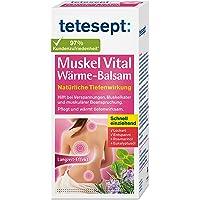 tetesept: Muskel Vital Wärme-Balsam schnell einziehend, 100 g Crème
