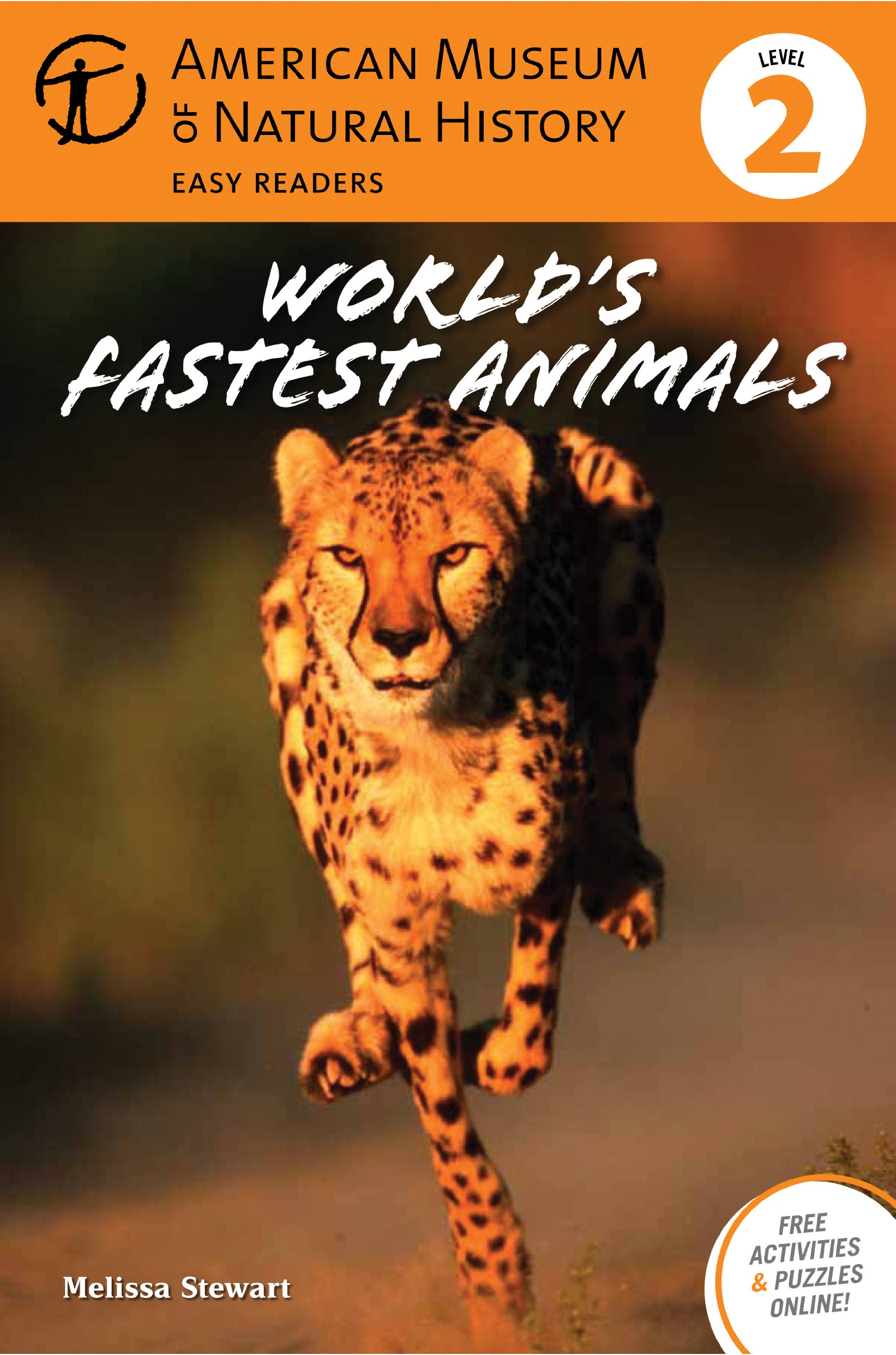 Download World's Fastest Animals: (Level 2) (Amer Museum of Nat History Easy Readers) pdf