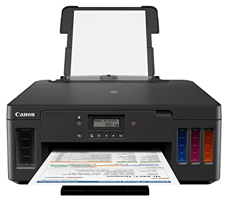 Amazon.com: Canon PIXMA G2200 Megatank Impresora, impresión ...