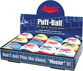 product image for Master Industries Puff Balls Bowling Grip Aid (12 Count)