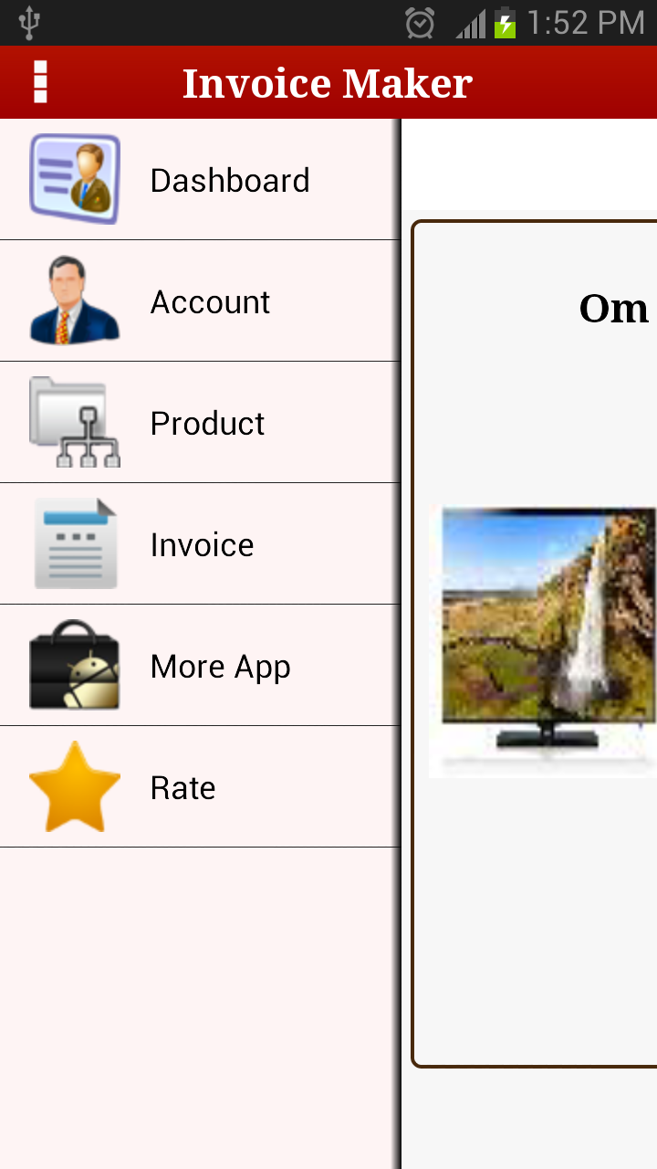 amazon com invoice maker appstore for android