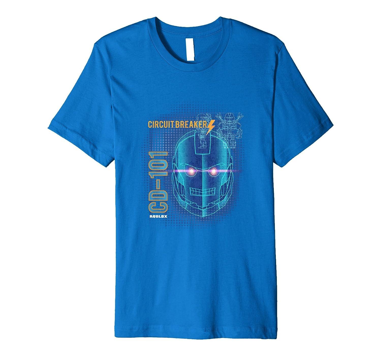 Roblox Circuit Breaker T Shirt-Teehay