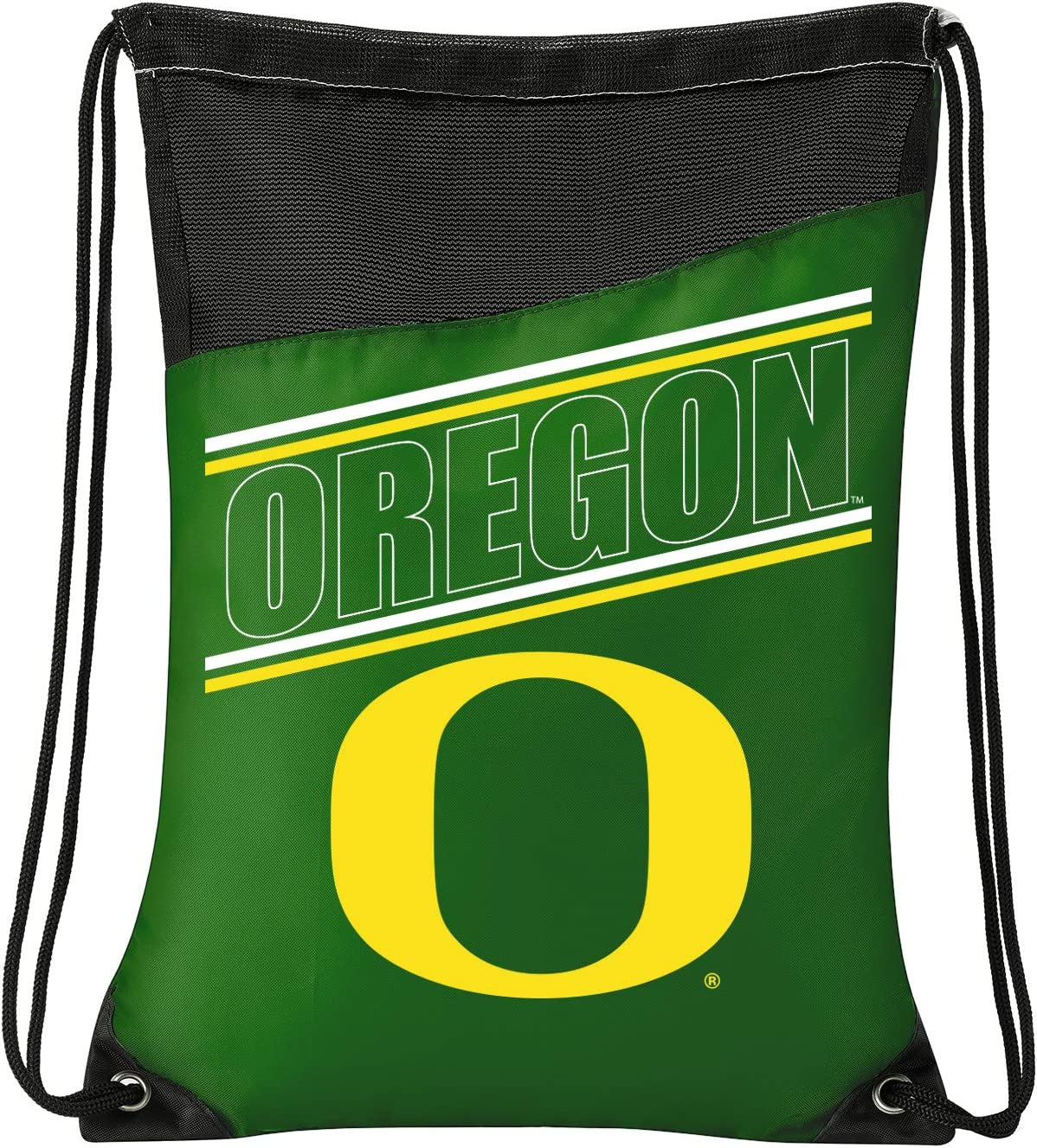 Multi Color 18 x 13.5 Officially Licensed NCAA Incline Backsack