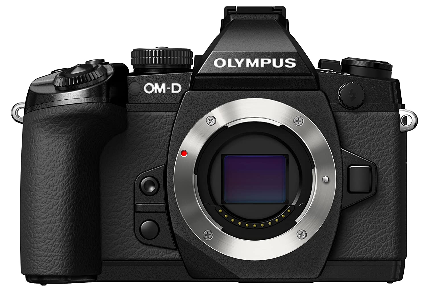 Amazon.com : Olympus OM-D E-M1 Mirrorless Digital Camera with 16MP and  3-Inch LCD (Body Only) (Black) : Compact System Digital Cameras : Camera &  Photo