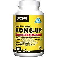 Jarrow Formulas Bone-Up for Bone Density and Cardiovascular Health Capsules, 180...