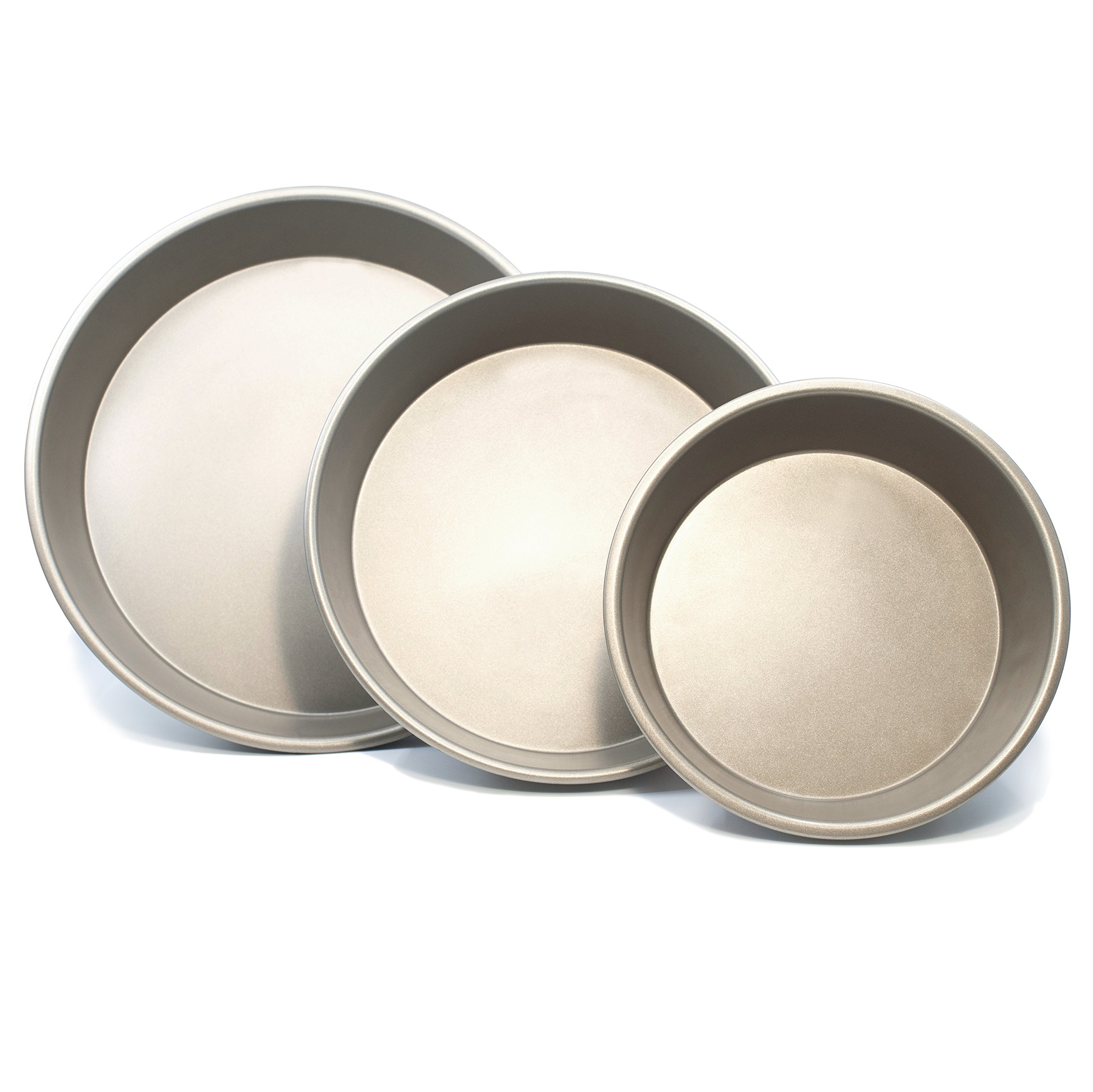 Bakers Guild - Cake Pans - Round - Set of 3