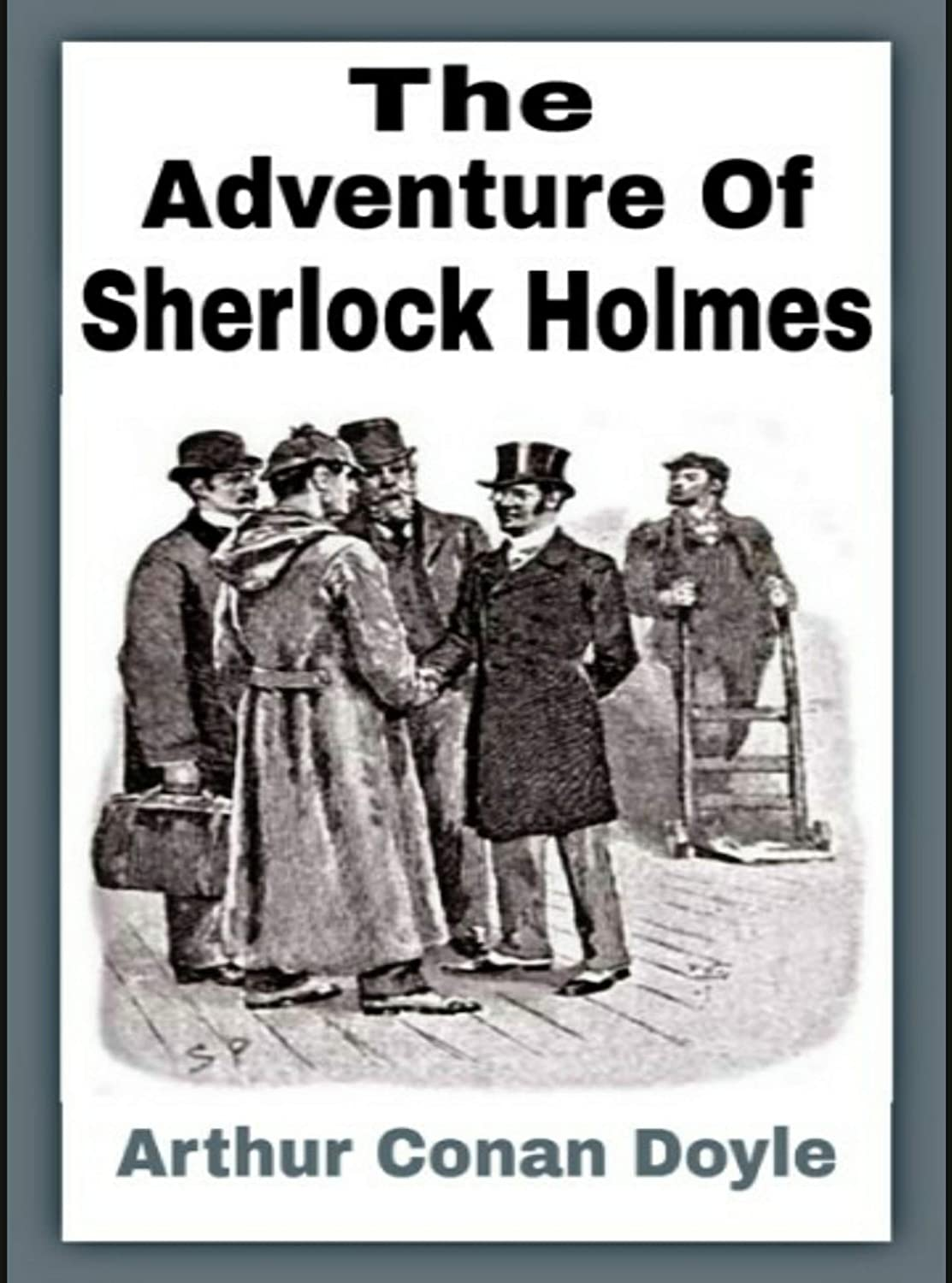 The Adventures of Sherlock Holmes (English Edition) eBook: Doyle ...