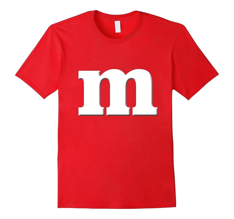 Kids M candy halloween costume t shirt-T-Shirt