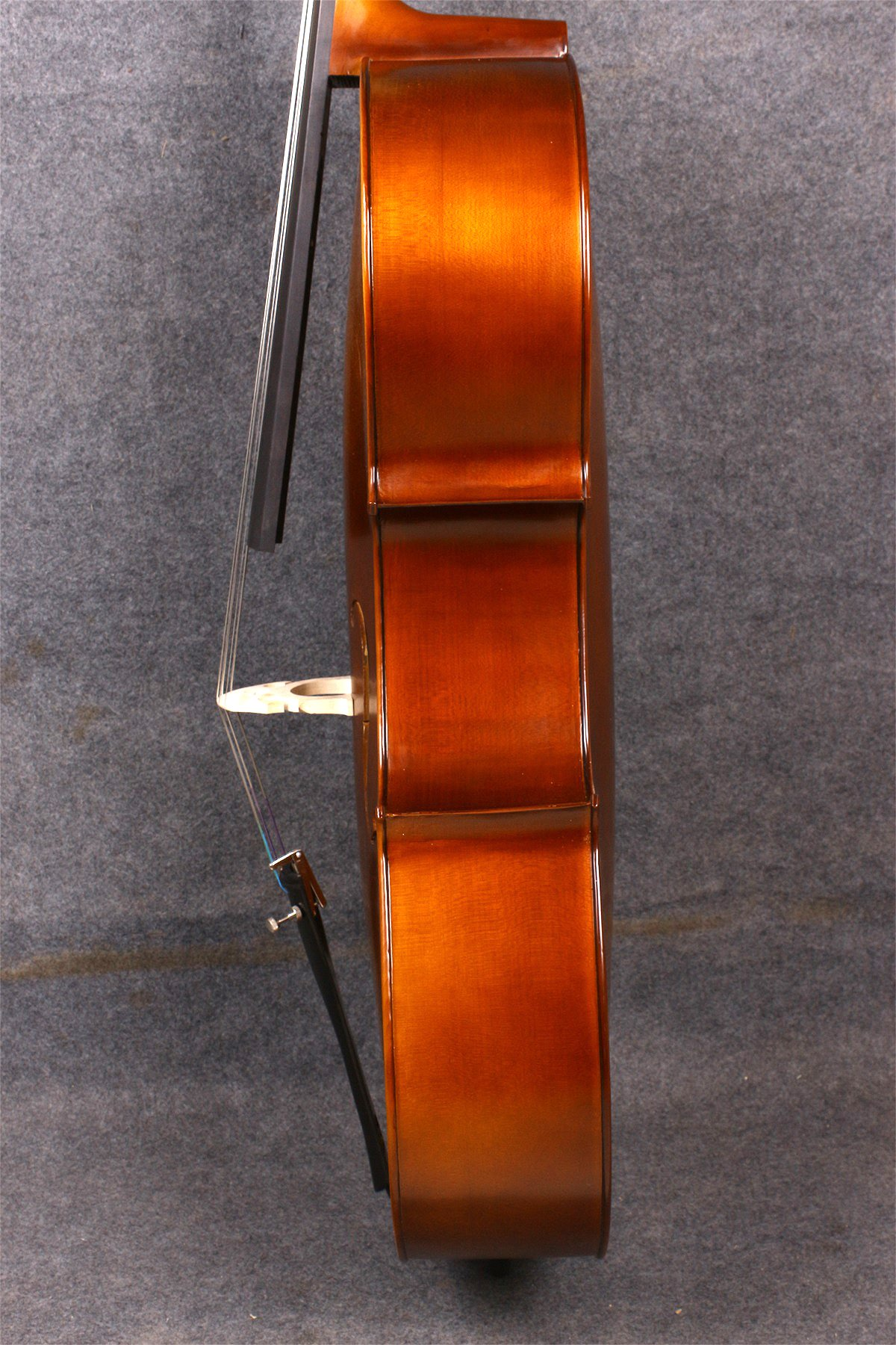 Yinfente 4/4 5 String Cello Acoustic Model Full size Spruce Maple wood Free Cello bow Bag Sweet Sound by yinfente (Image #8)