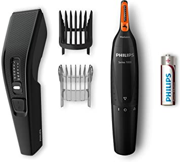Philips Cortapelos HC3510/85 HAIRCLIPPER Series 3000 HC3510/85 ...