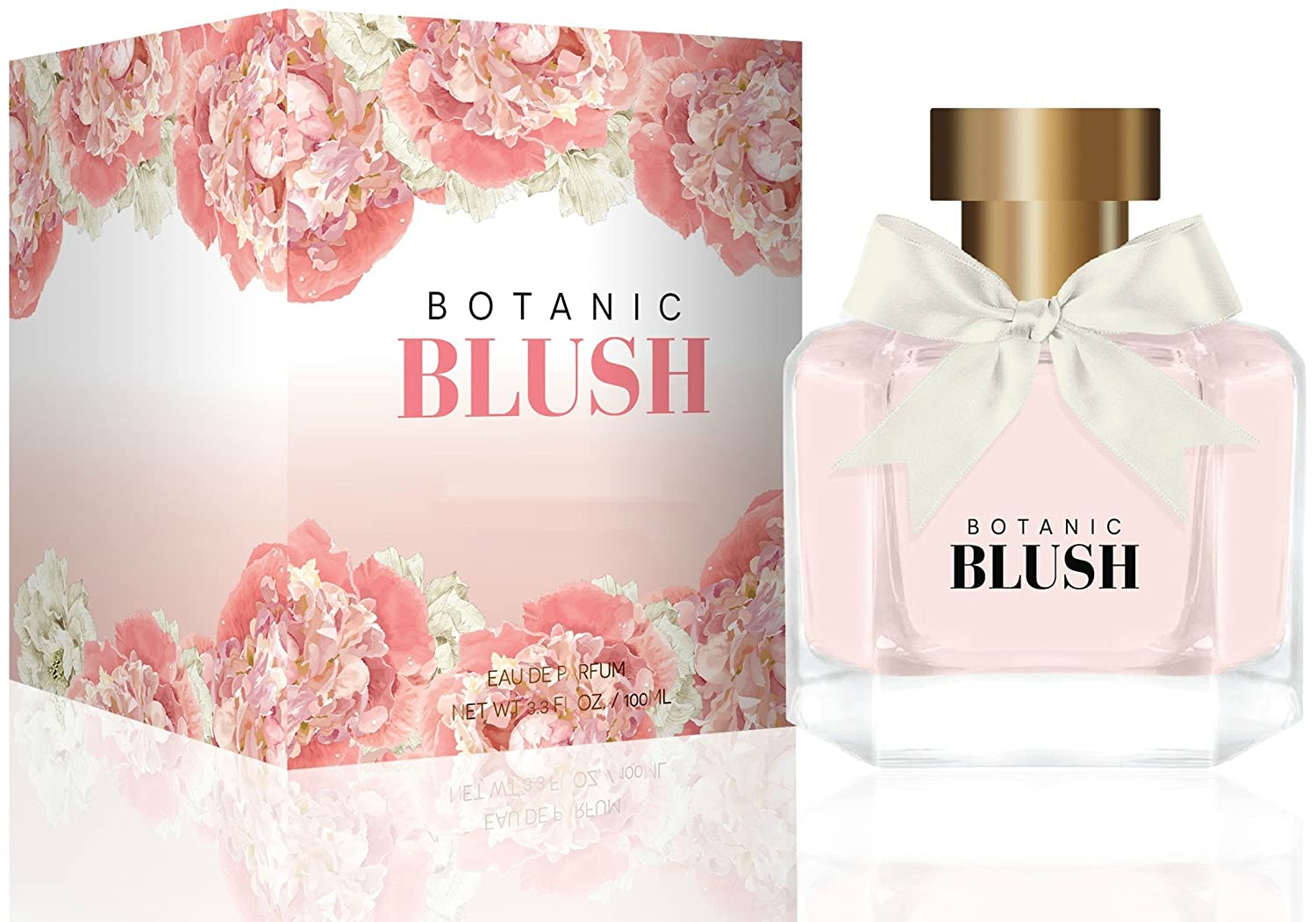 Amazon Botanic Blush Eau De Parfum Spray For Women 33 Ounce