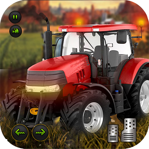 Real Farm Manager 2018- Farming Simulator Games Free for Kids (Farm Tractor Games)