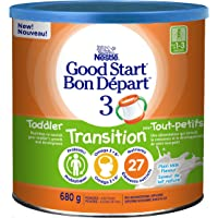 Nestlé Good Start Plain-Milk/3-Toddler Milk Probio 680g