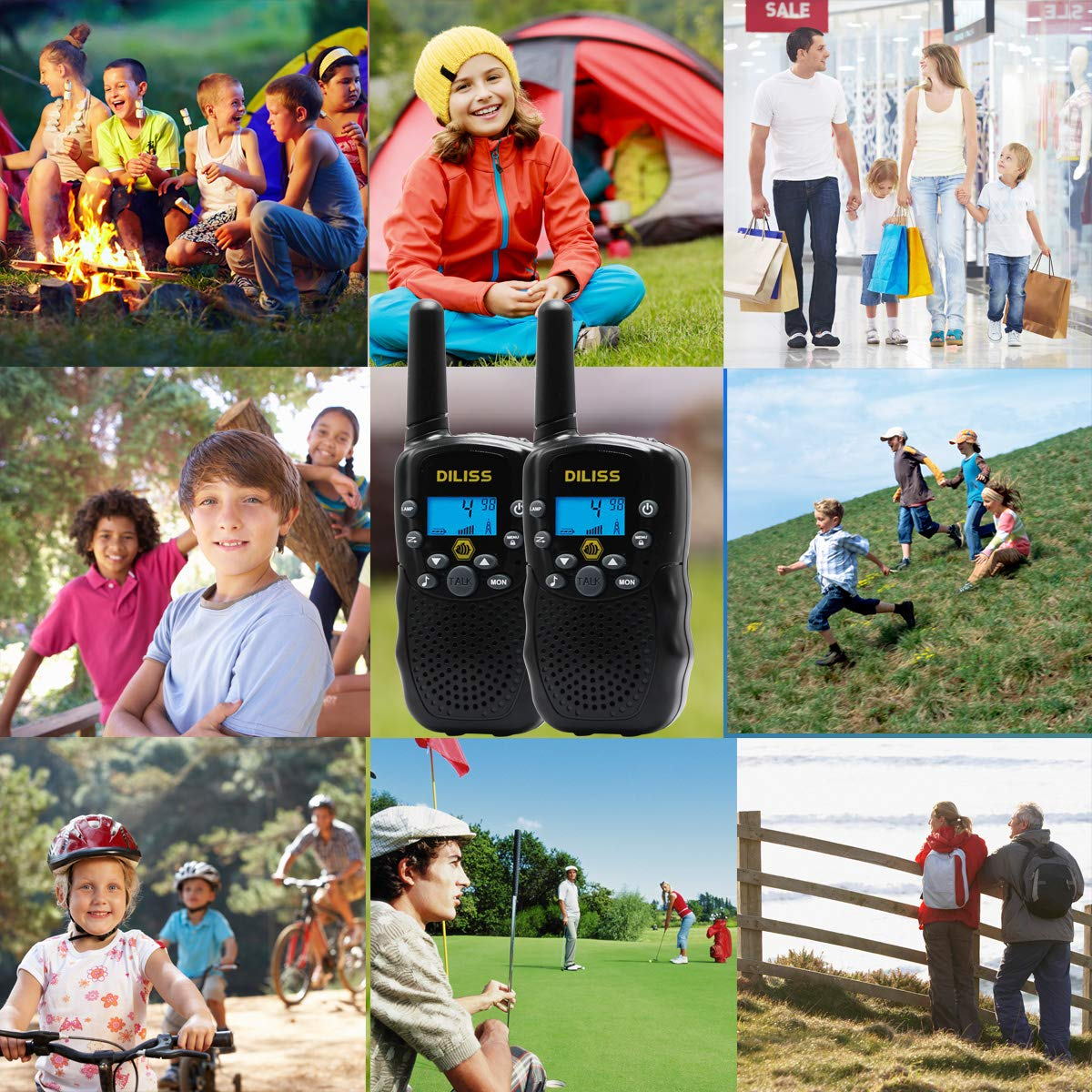 DilissToys Walkie Talkies for Kids by DilissToys (Image #4)