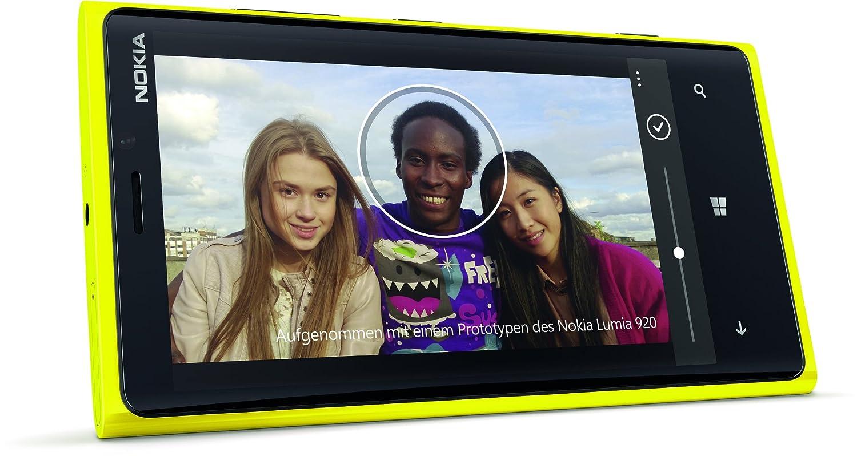 Nokia Lumia 925 16gb Unlocked Gsm 4g Lte Windows 8 Touchscreen 920 Smartphone W 8mp Camera Yellow Cell Phones Accessories
