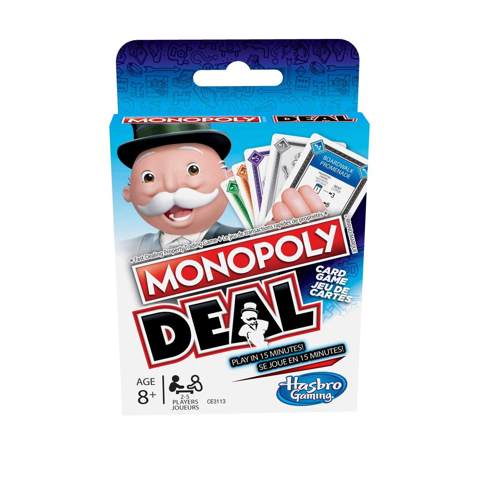 Monopoly Deal Card Game product image