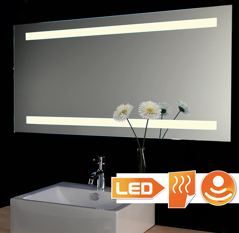 very badspiegel led sensor ok84 kyushucon. Black Bedroom Furniture Sets. Home Design Ideas