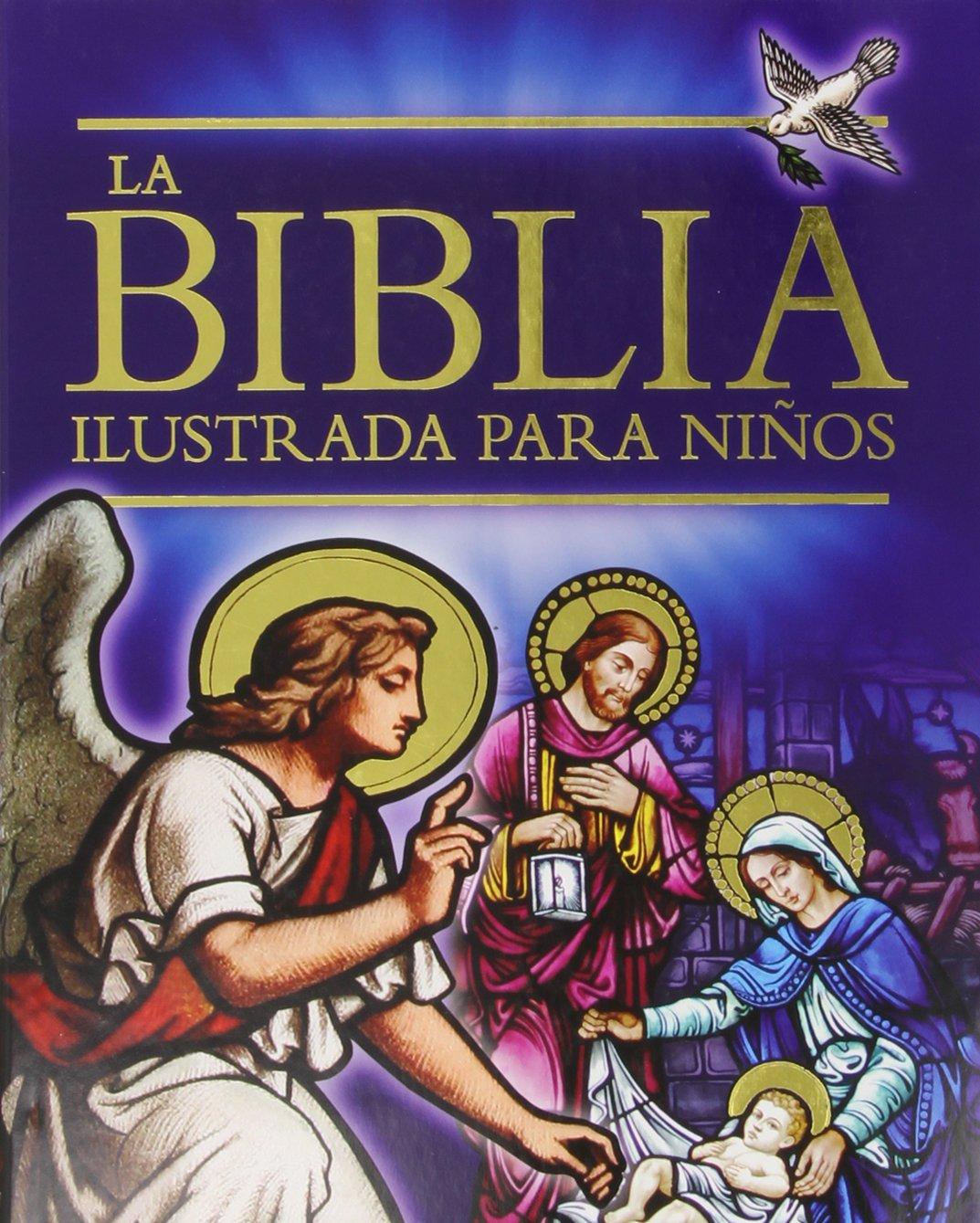 La Biblia Ilustrada para Ninos: Gift edition pdf epub