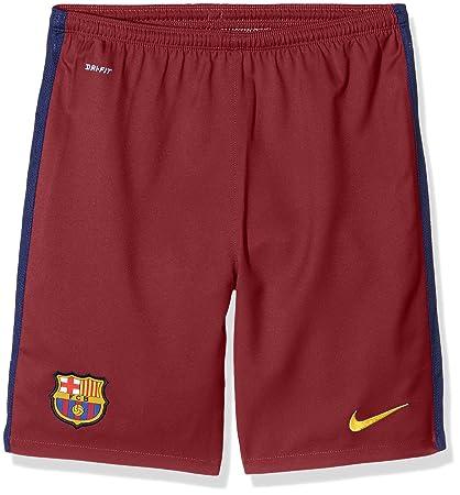 Nike 2015/16 Mens FC Barcelona Goalkeeper Stadium Shorts [STORMRED] (S)
