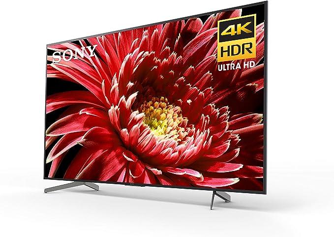 Sony XBR-X850G Televisor LED 4K Ultra HD de 85 Pulgadas (Modelo 2019): Amazon.es: Electrónica