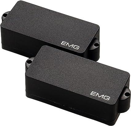 Amazon.com: EMG P Active Bass Guitar Pickup, Black: Musical InstrumentsAmazon.com
