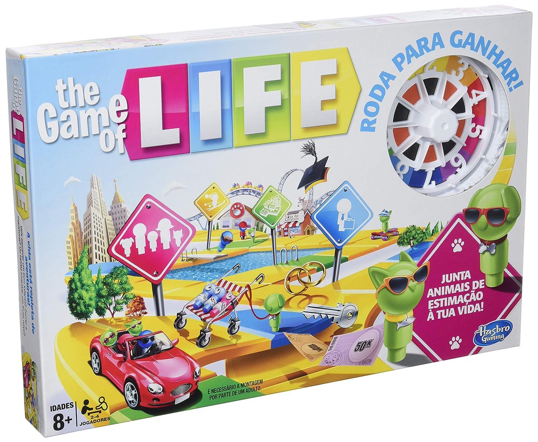 愛用  Hasbro B07DDBGDSM Gaming (e4304190) – ゲームオブライフ マルチカラー (e4304190) マルチカラー B07DDBGDSM, 鳴門市:23800ea0 --- arianechie.dominiotemporario.com