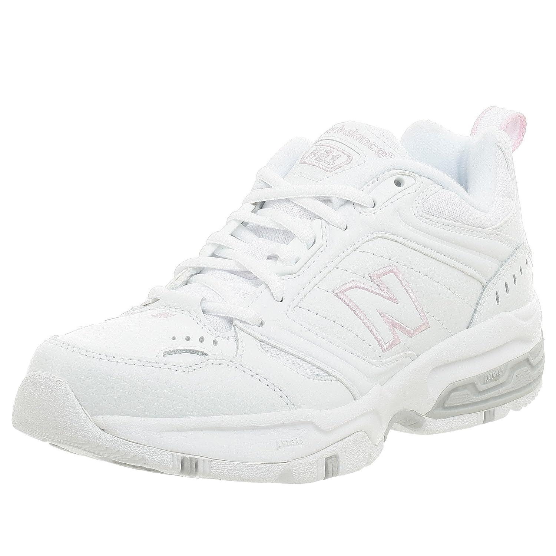 meilleure sélection 7a2c8 d66e3 New Balance 621 Womens White Narrow Leather Sneakers Shoes ...