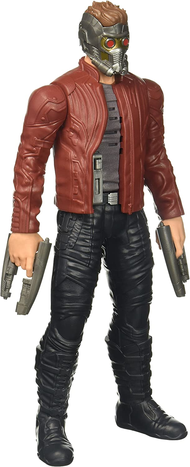 """Guardians Of The Galaxy Vol 2 Music Mix 12/"""" STAR LORD Talking Action Figure"""